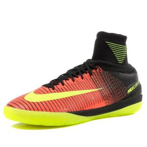 los angeles 54fe8 200a0 CHAUSSURES DE FOOTBALL Mercurialx Proximo II IC Homme Chaussures Futsal R. Mercurialx  Proximo II IC Homme Chaussures Futsal Rouge Noir Nike