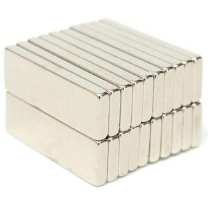 AIMANTS - MAGNETS 20pcs N50 Aimants Néodyme Bloc Magnet Puissant Ter