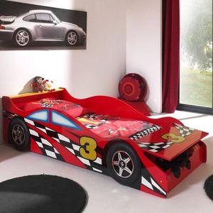 lit enfant garcon voiture. Black Bedroom Furniture Sets. Home Design Ideas