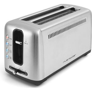 GRILLE-PAIN - TOASTER RIVIERA&BAR GP540A Grille-pain – Inox