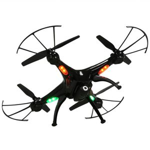 DRONE Syma X5HC 2.0MP HD Camera Drone Noir Suspension Ba