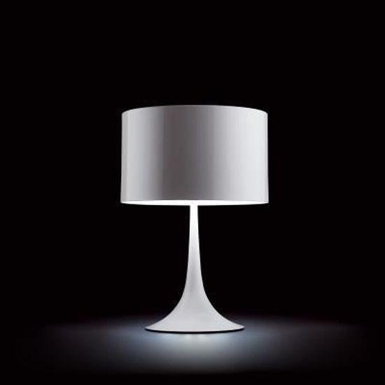 Poser Lugano Vente Mbl À Achat Design Lampes Blanche OPwnk80