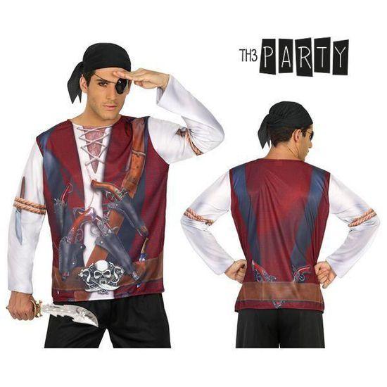 T Costume Pour Homme Cher Pas Pirate Déguisement Shirt L5Rj4A