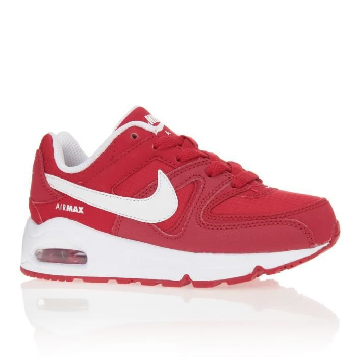air max command Rouge