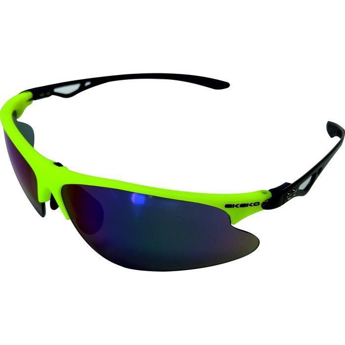 Ekeko Sun modèle Fuerteventura carbono-gafas de soleil sportives Cadre TR90 et broches de carbone souples, lunettes sport très