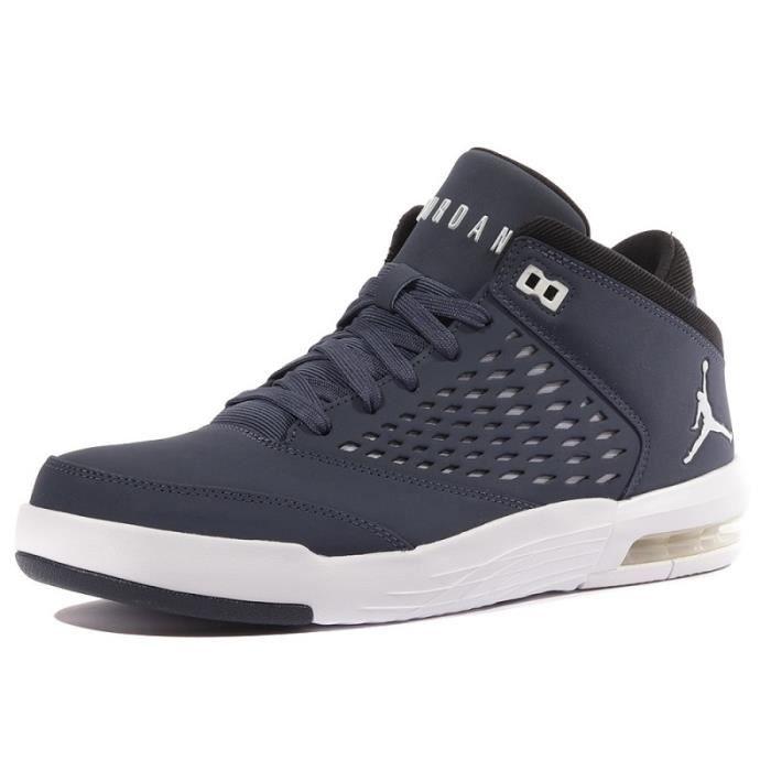 super popular 13e47 a68d8 Flight Origin 4 Homme Chaussures Bleu Nike Jordan