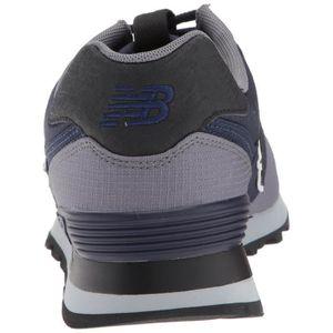 New Balance 574v1 Sneaker NO74U Taille-39 Noir Noir - Achat / Vente basket  - Soldes* dès le 27 juin ! Cdiscount