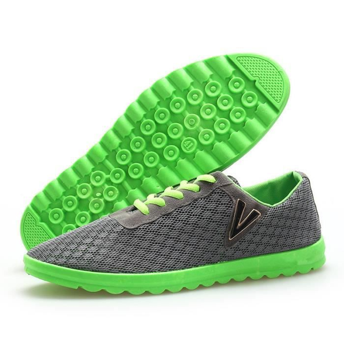 Chaussure Sport Basket Maille Respirable Homme Nouveau rmcJoTmRxO