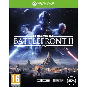 Star Wars Battlefront 2 Jeu Xbox One