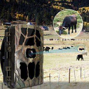 DETECTEUR DE CAMERA 4K HD Caméra de chasse extérieure 120 ° objectif g