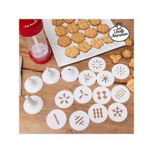 MACHINE À BEIGNET Machine à Biscuits et Accessoires Tasty American
