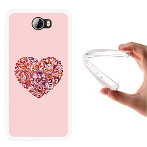 coque silicone huawei y5 ange