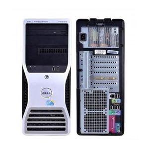 UNITÉ CENTRALE  Dell Precision T3500 - Windows 7 - X5550 12GB 250G