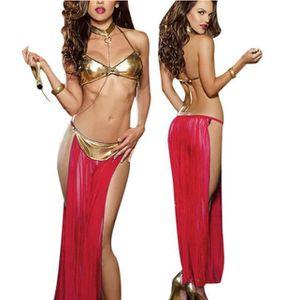 ENSEMBLE DE LINGERIE Lingerie Sexy femme Sous-vêtements en dentelle Rob