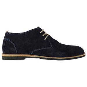 c36319e47f8a DERBY Frank Wright Van Chaussures Habillées En Cuir Et À