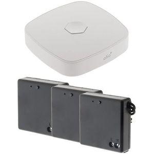 PACK DOMOTIQUE Pack éclairage connecté - Inclus 1 Box + 3 micro r