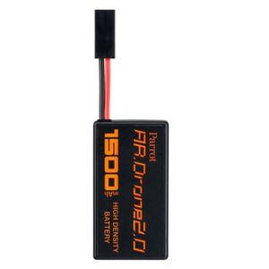 PIÈCE DÉTACHÉE DRONE PARROT Batterie HD - 1500 mAh - AR.DRONE 2.0
