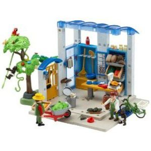 UNIVERS MINIATURE PLAYMOBIL - Local Stockage Aliment