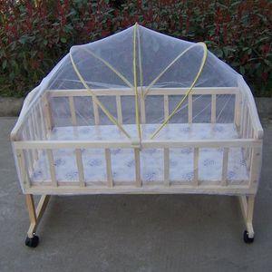 TENTE DE LIT Cradle / filets de berceau / filets de lit bébé Un