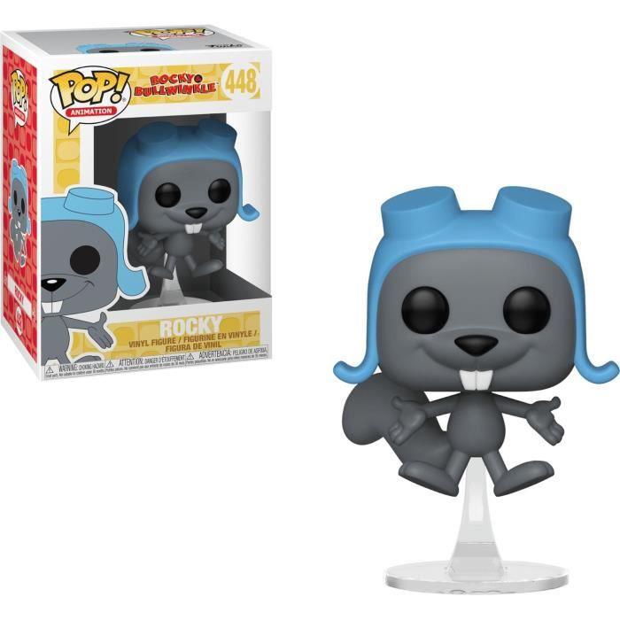 Figurine Funko Pop! Rocky & Bullwinkle: Rocky (vole)