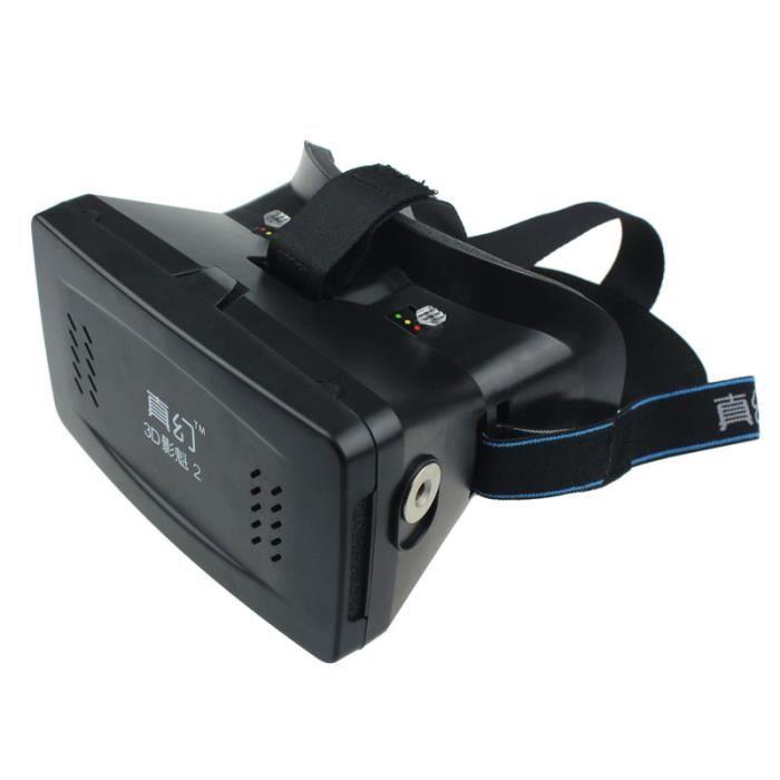 mise à niveau 3d lunettes vidéo réalité virtuelle pour 3,5 à 5,6