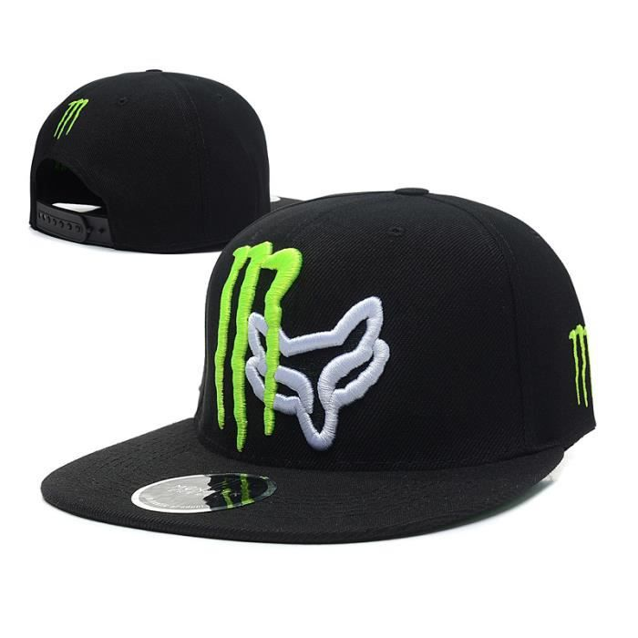 casquette monster energy achat vente casquette monster energy pas cher soldes d s le 10. Black Bedroom Furniture Sets. Home Design Ideas