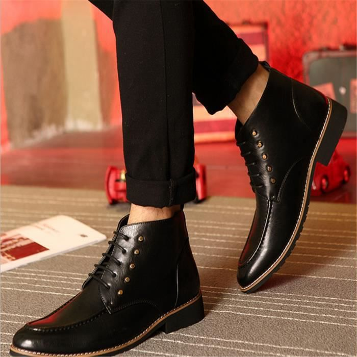 bottes Homme casual sport