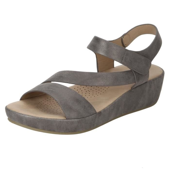 Mode Taille Sandales Wrfgo Femme 38 dqTTCw