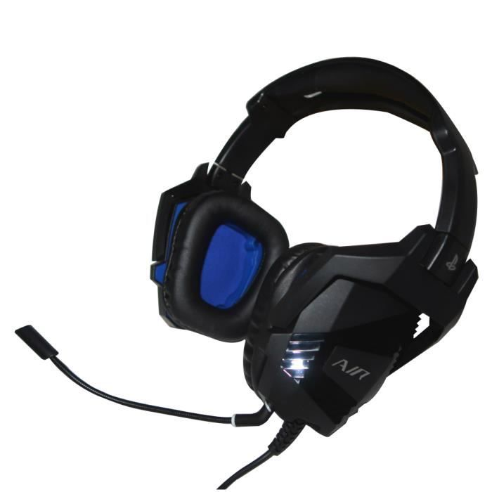 CASQUE RÉALITÉ VIRTUELLE Hori 3.5mm Wired Noise Isolation Air Stereo Plus G