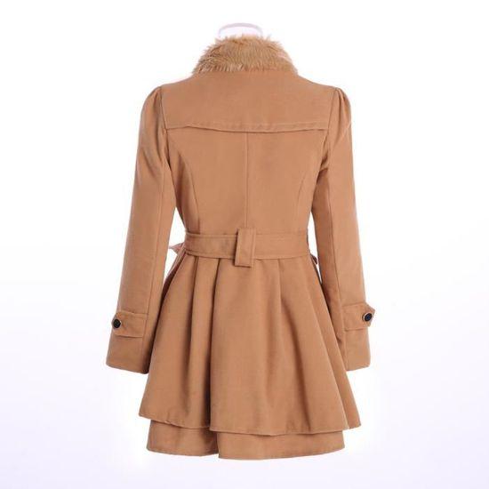 Hiver Chaud Slim Parka Outwear Long Veste Femmes Manteau Paontry4559 Pardessus Épaisse Rqwa58T