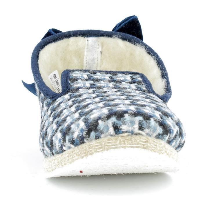 Chaussons en laine femmes RONDINAUD - MURMURE-H09932