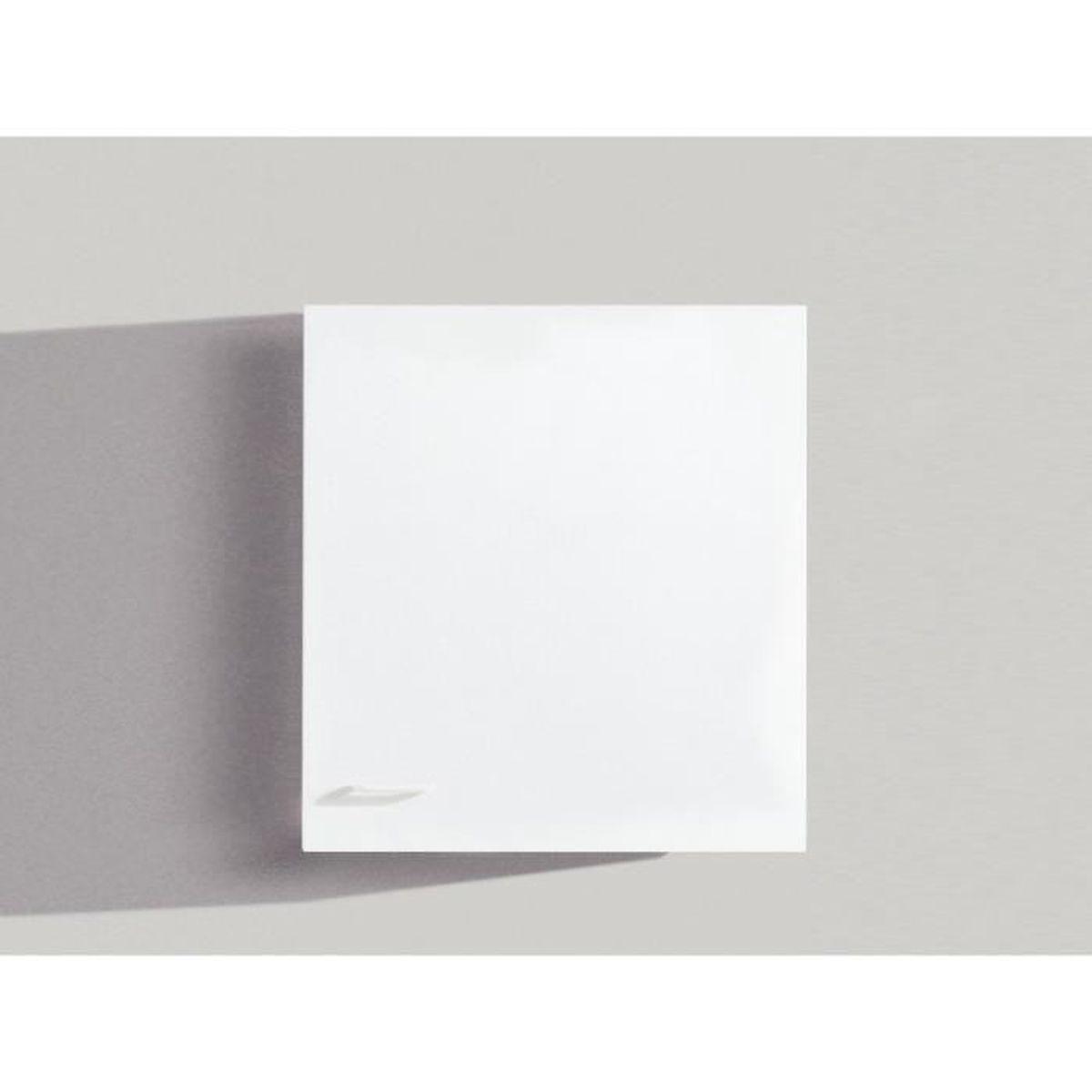 meuble haut cuisine 50 cm achat vente pas cher. Black Bedroom Furniture Sets. Home Design Ideas