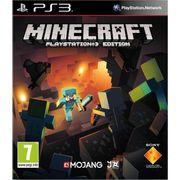 JEU PS3 Minecraft Jeu PS3