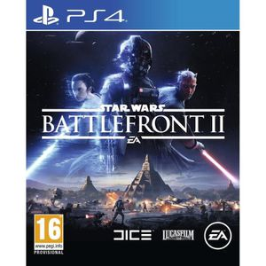 Star Wars Battlefront 2 Jeu PS4