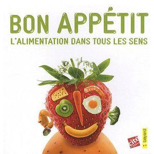 Livre 6-9 ANS Bon appétit