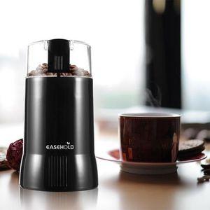 MOULIN À CAFÉ Mini moulin à café automatique en acier inoxydable
