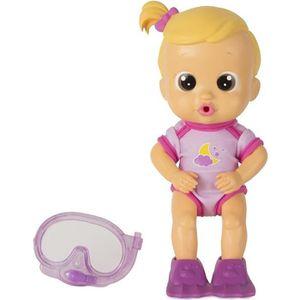 POUPON BLOOPIES Poupée Luna - Bébé de bain