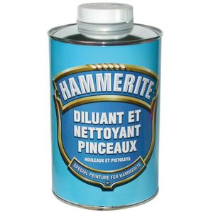 ALCOOL À BRÛLER Hammerite diluant 1l 070761