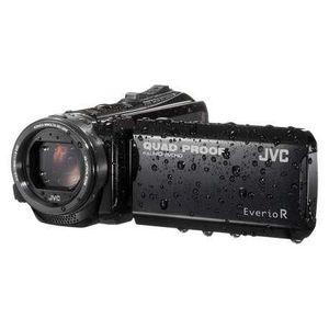 CAMÉSCOPE NUMÉRIQUE JVC GZ-R401BEU Caméscope - Etanche - Noir
