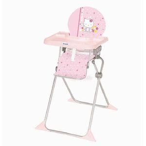 chaise enfant hello kitty achat vente jeux et jouets pas chers. Black Bedroom Furniture Sets. Home Design Ideas