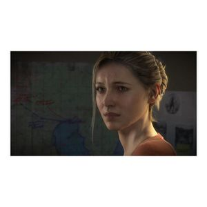 JEU PS4 Uncharted 4: A Thief's End PlayStation 4