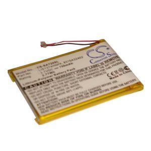 LECTEUR MP3 vhbw Li-Ion batterie 750mAh pour lecteur MP3 Sony