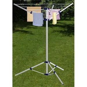 s choir parapluie aluminium achat vente fil linge. Black Bedroom Furniture Sets. Home Design Ideas