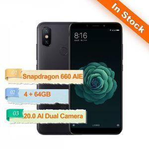 SMARTPHONE Xiaomi Mi A2 4+64GB Global Version NOIR