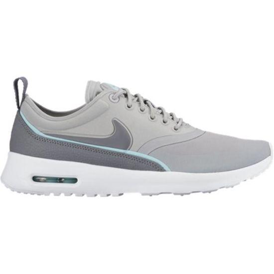 Chaussures Nike Air Max Thea Ultra Blanc Blanc - Achat / Vente basket