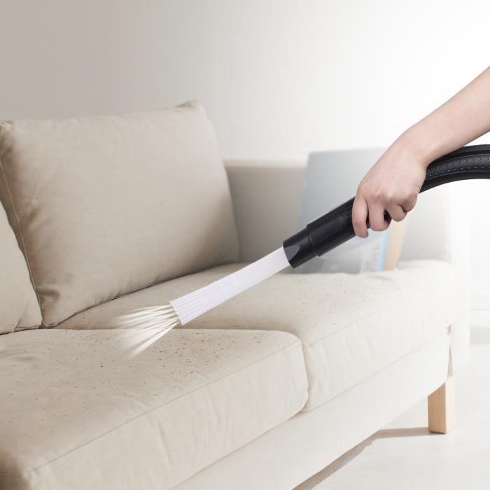 ASPIRATEUR A MAIN Tête de brosse d'aspirateur à tube flexible d'aspi