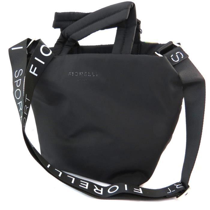 Sac créateur Fiorelli noir - 30x24.5x14 cm [P3461]