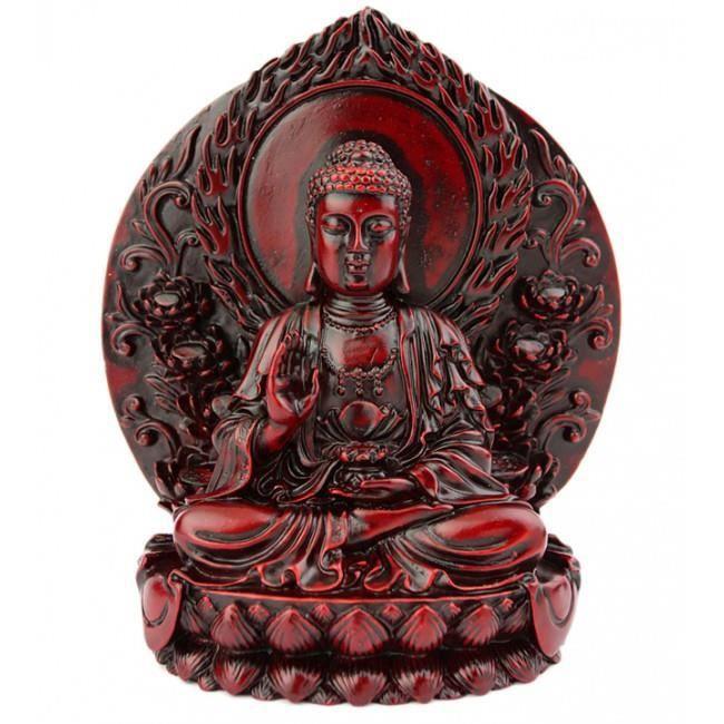 Statue Bouddha De La Sagesse Achat Vente Statue