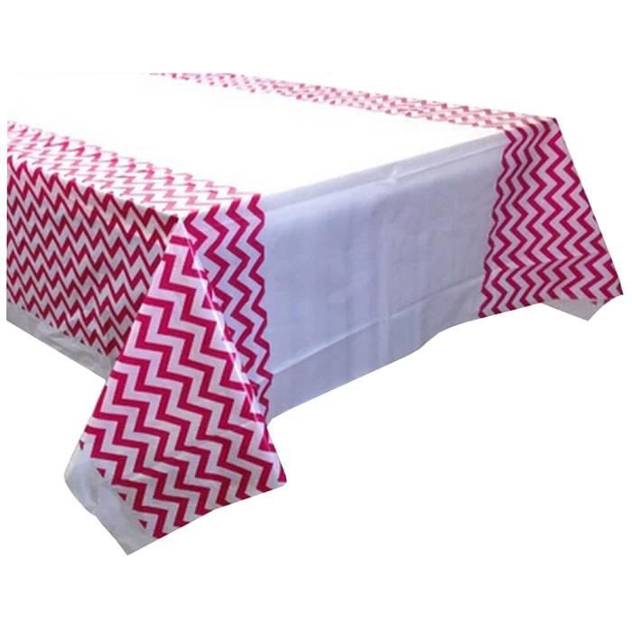 Nappe jetable rouge - Achat / Vente Nappe jetable rouge pas cher ...