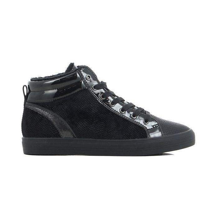 5abd420715cb8 Chaussures montantes femme - Achat   Vente pas cher